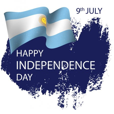 July 9th declaration of independence of the Argentine Republic
